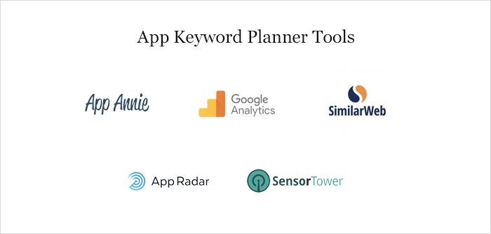app keyword planner tools