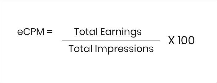 Effective Cost Per Mile (eCPM) Model