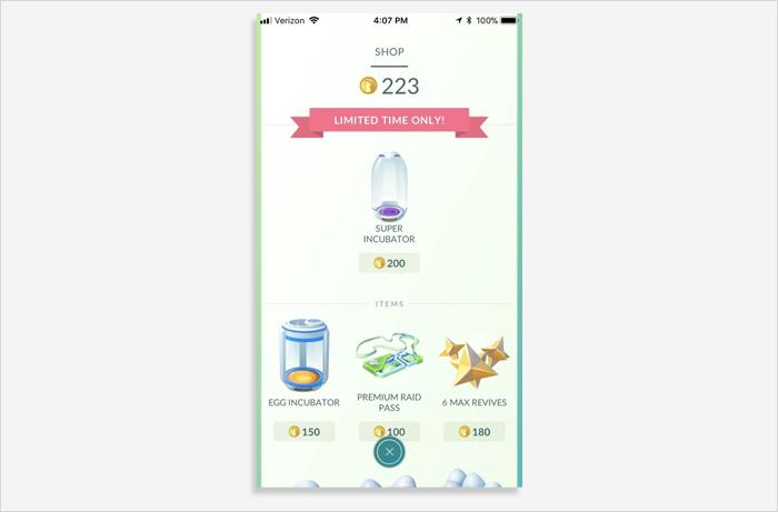 In-App Purchasing