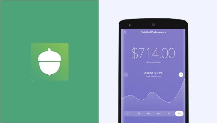 Acorns: Best App for Easy Saving