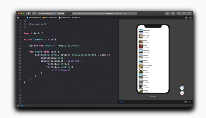Insights into SwiftUI