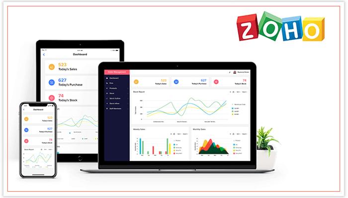 Zoho Creator - Best Low-Code Development Platforms