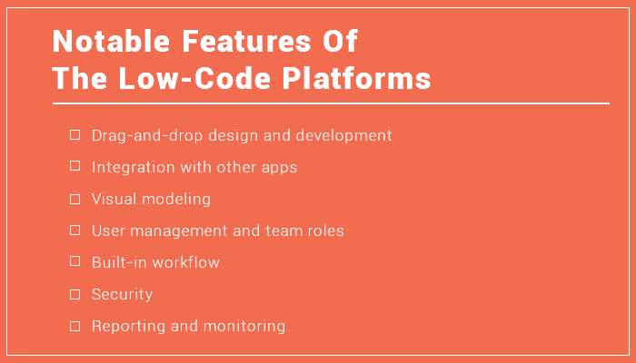 best low-code workflow management cloud platforms