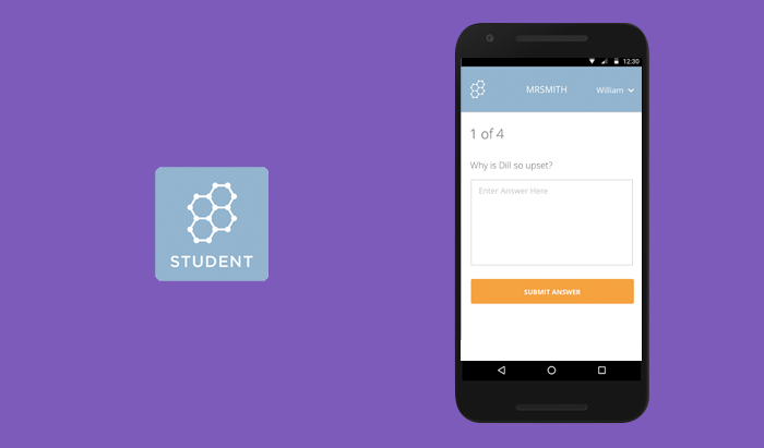 Socrative app helps students starting from a class level