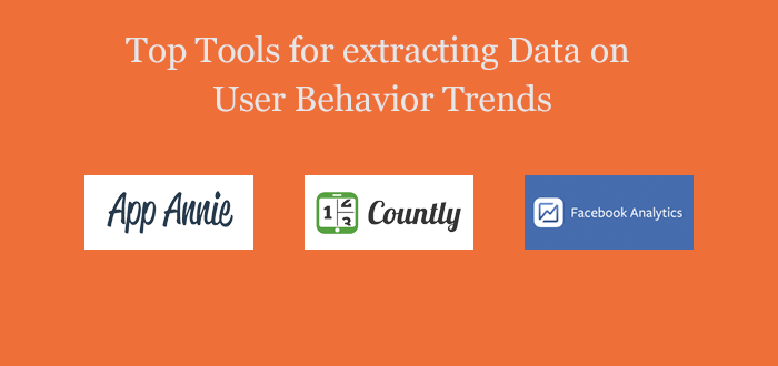 Top Tools for extracting Data on User Behavior Trends