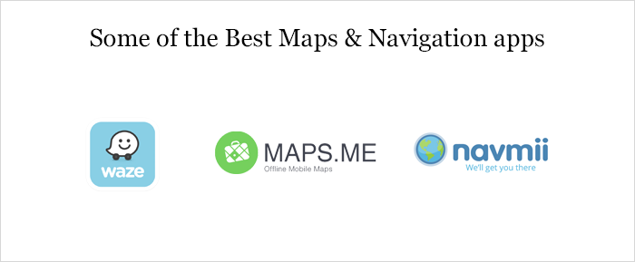 Top App Ideas for a Maps & Navigation App