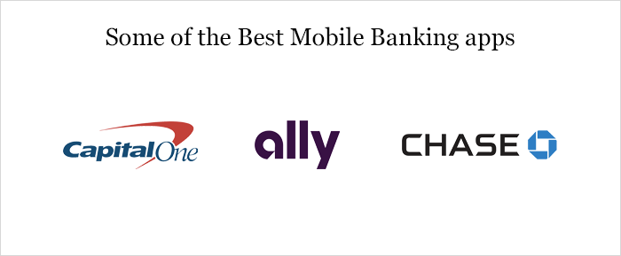 Some of the Best Mobile Banking apps