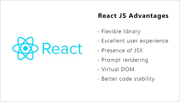 React JS advantages