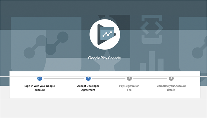 how to get an app on google play