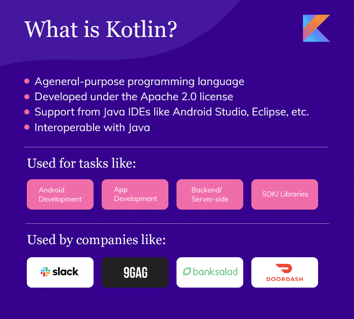 What is Kotlin?