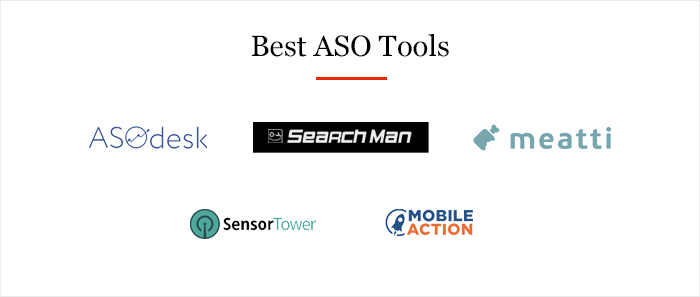 Best ASO Tools