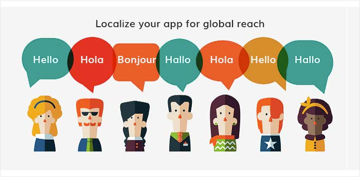 Localize The App