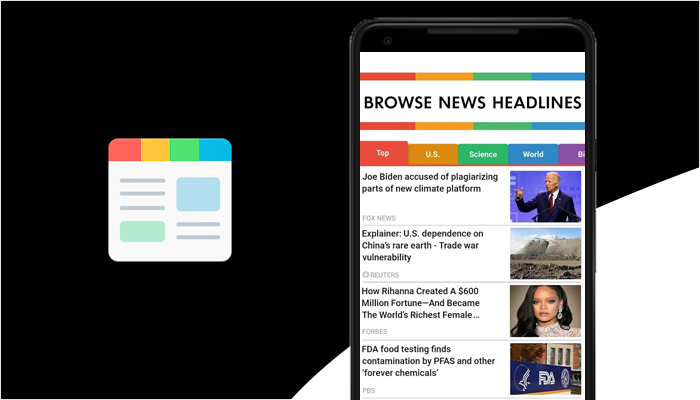 top news app