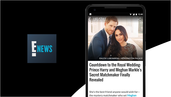 Entertainment News App
