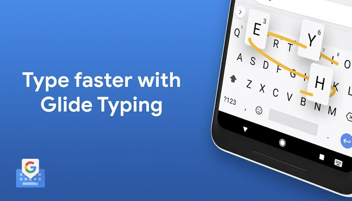 text keyboard app