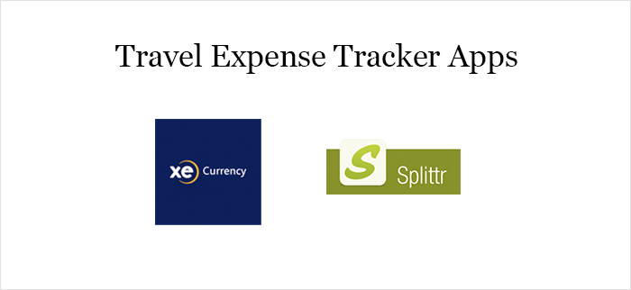 Travel Expense Tracker Apps