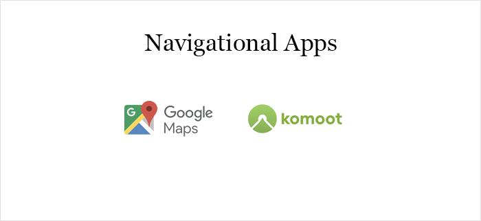 Navigational Apps