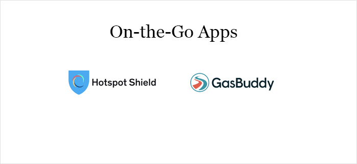 On-the-Go Apps