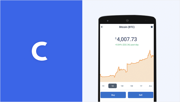 Coinbase: Best Cryptocurrency App
