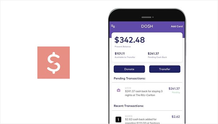 Dosh - Best Money Making Apps