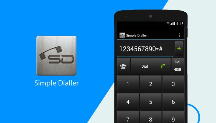 Simple Dialler - Best Dialer Apps