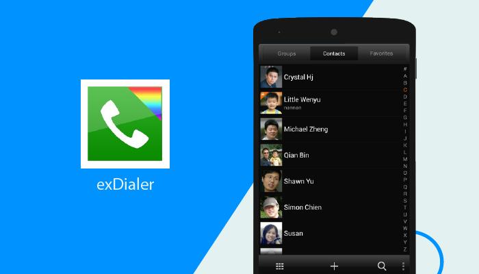 exDialer - Best Dialer Apps