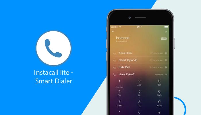 Instacall lite - Smart Dialer - Best Dialer Apps