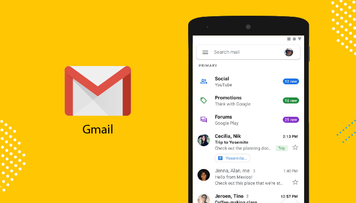 Gmail - Best Email Apps For Android