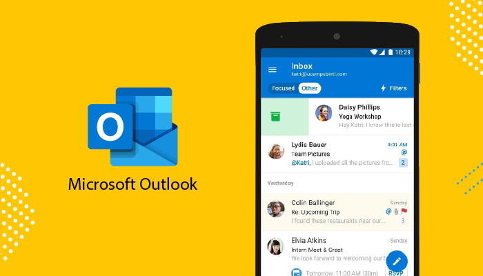 Microsoft Outlook - Best Email Apps For Android