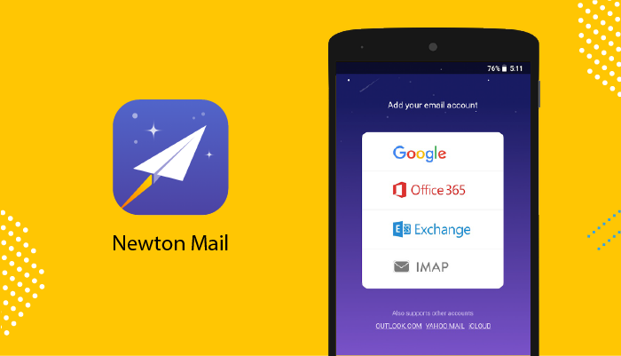 Newton Mail - Best Email Apps For Android