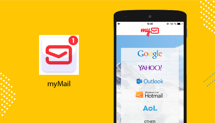 myMail - Best Email Apps For Android