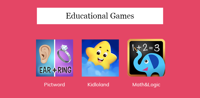 Educational Game app