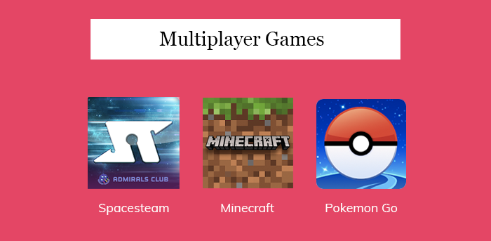 Multiplayer Games app