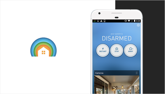 home security smartphone app
