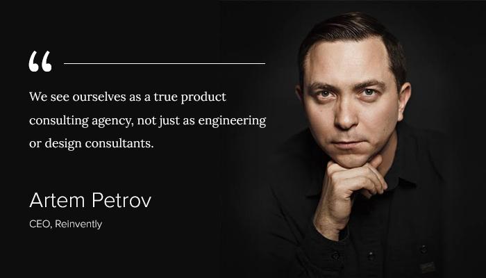 CEO's Artem Petrov