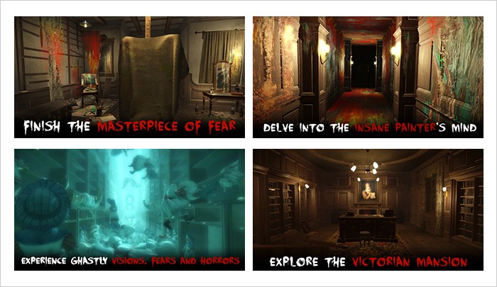 layers of fear horror game
