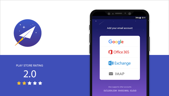 Newton Mail - Best Email App for Android