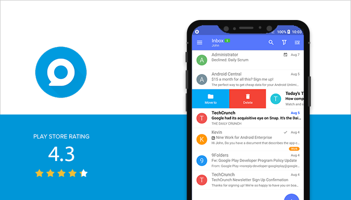 Nine - Best Email App for Android
