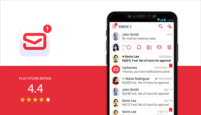 10 Top Email Apps For Android In 2021