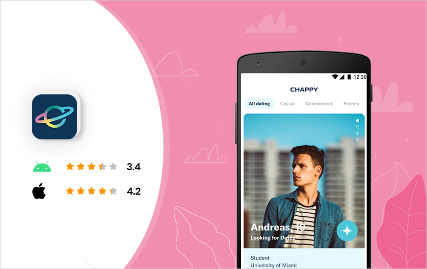 Chappy - Best Dating Apps
