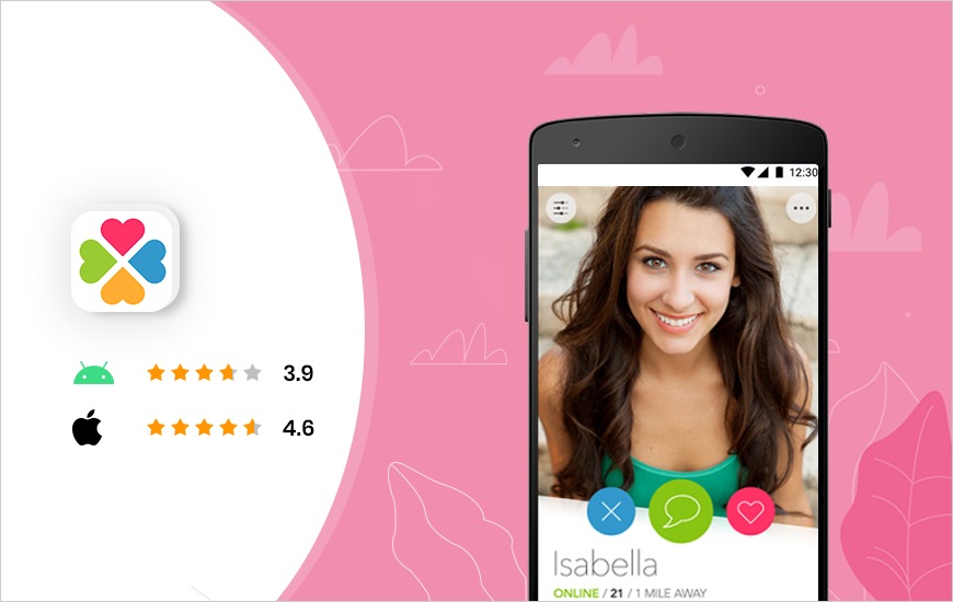Clover Dating - Best Dating Apps