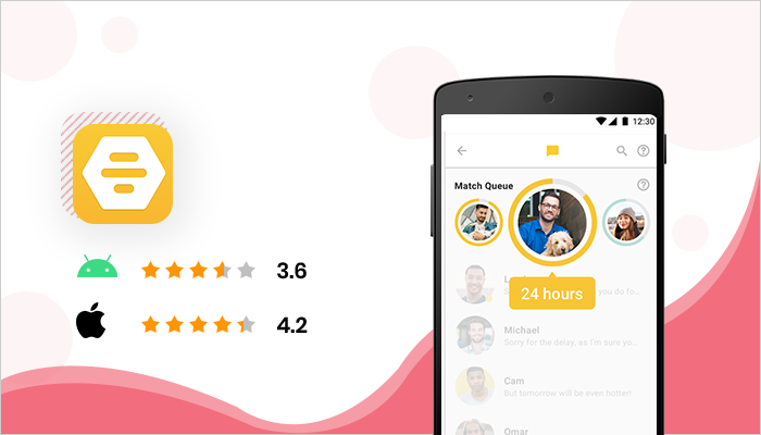 Bumble - Top Dating Apps like Tinder
