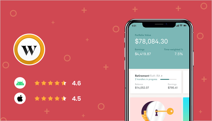 WealthSimple - Best Investment App