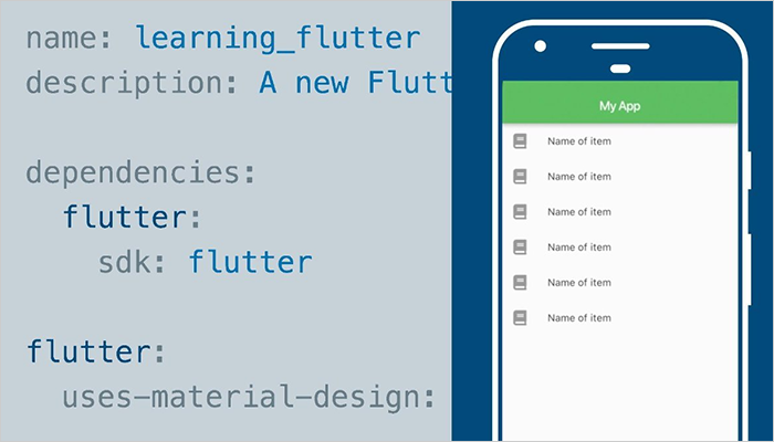 Flutter - cel mai bun cadru de aplicații hibride
