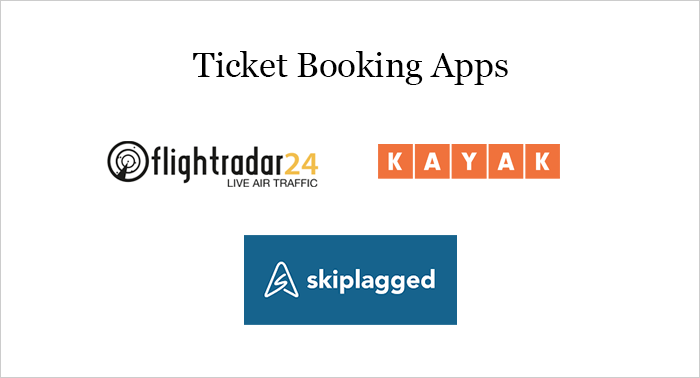 Ticket Booking Apps