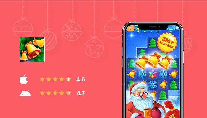 Christmas Sweeper 3 - Best Secret Santa App