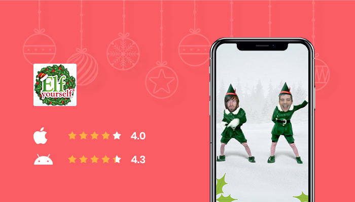 ElfYourself - Best Christmas Photo App
