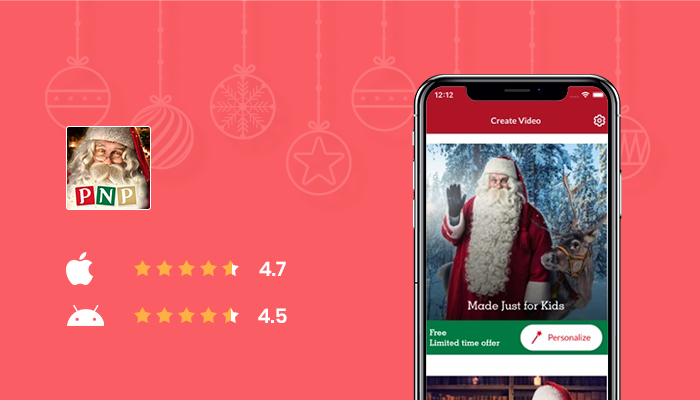 PNP: Portable North Pole - Best Merry Christmas App