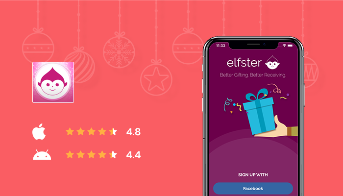 Elfster - Best Christmas Picture App
