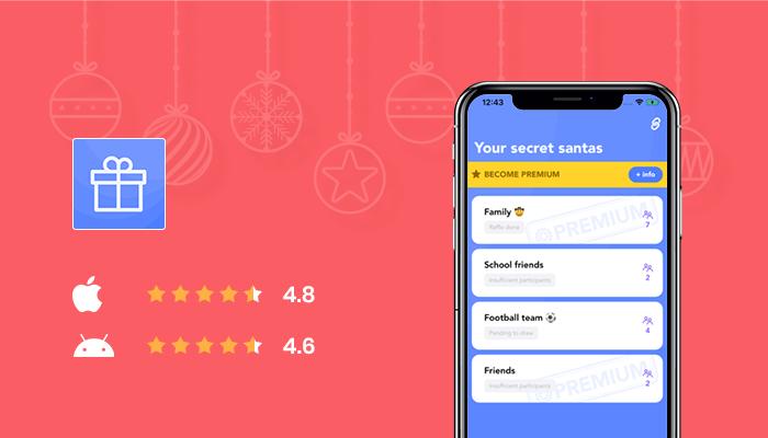 Secret Santa 22 - Best Secret Santa App